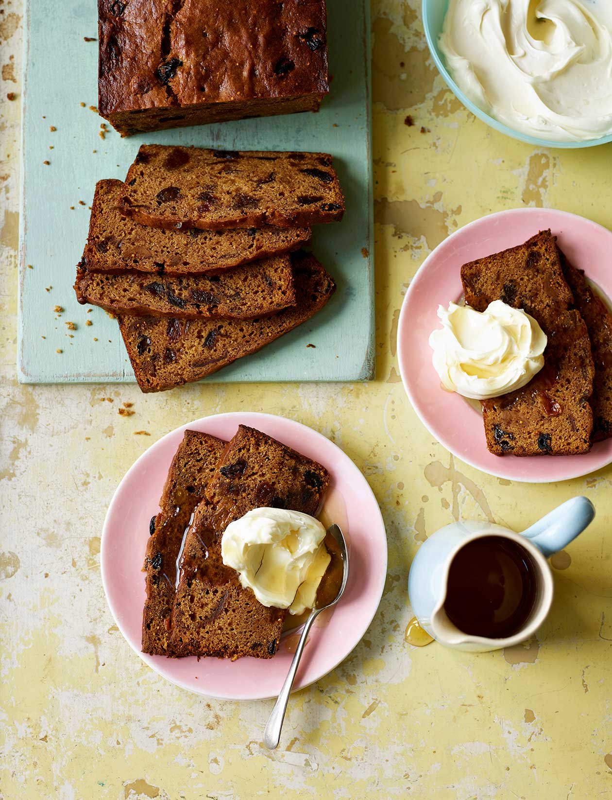 Wartime Tea Loaf Recipe Sainsbury S Magazine