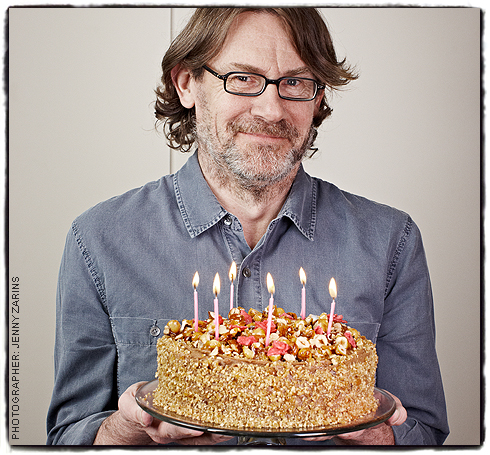 Nigel Slater S Chocolate Praline Celebration Cake