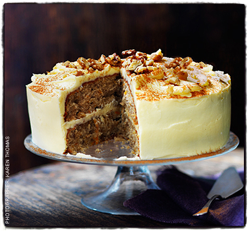 Make A Cake For The Summer Fete
