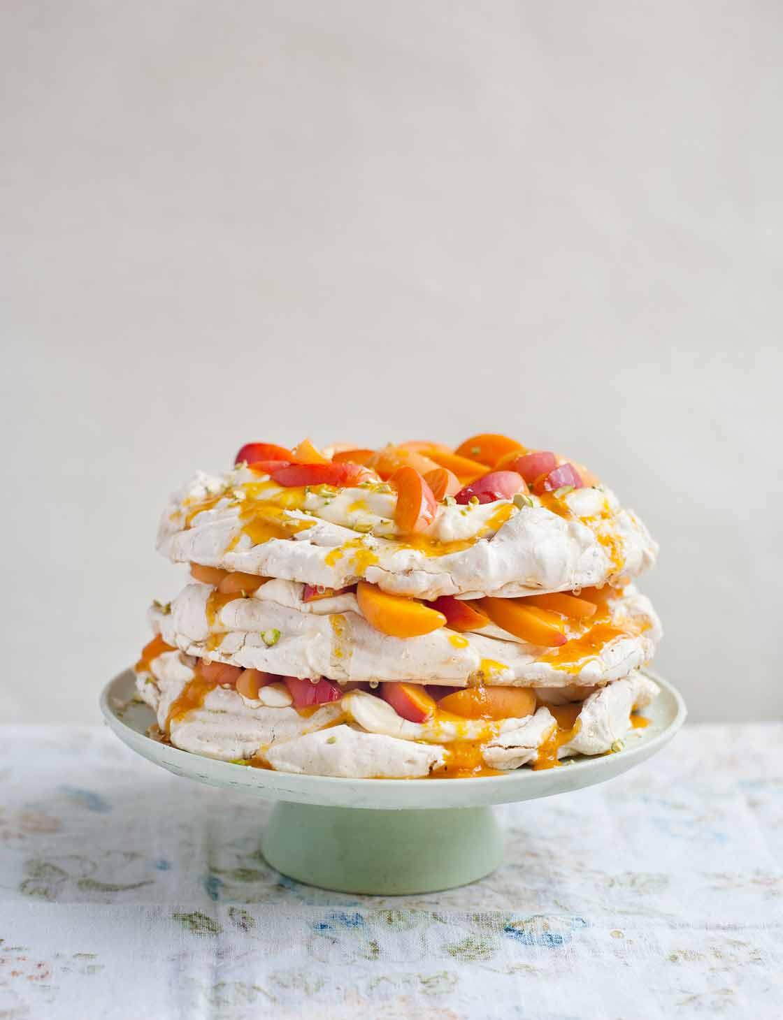 Meringue Layer Cake Uk