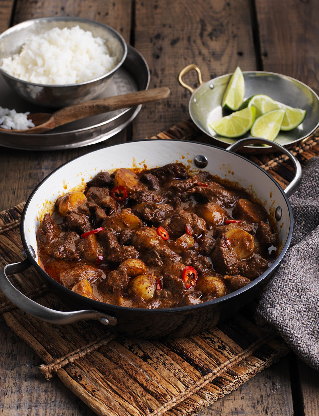 Beef Massaman Curry Sainsbury S Magazine