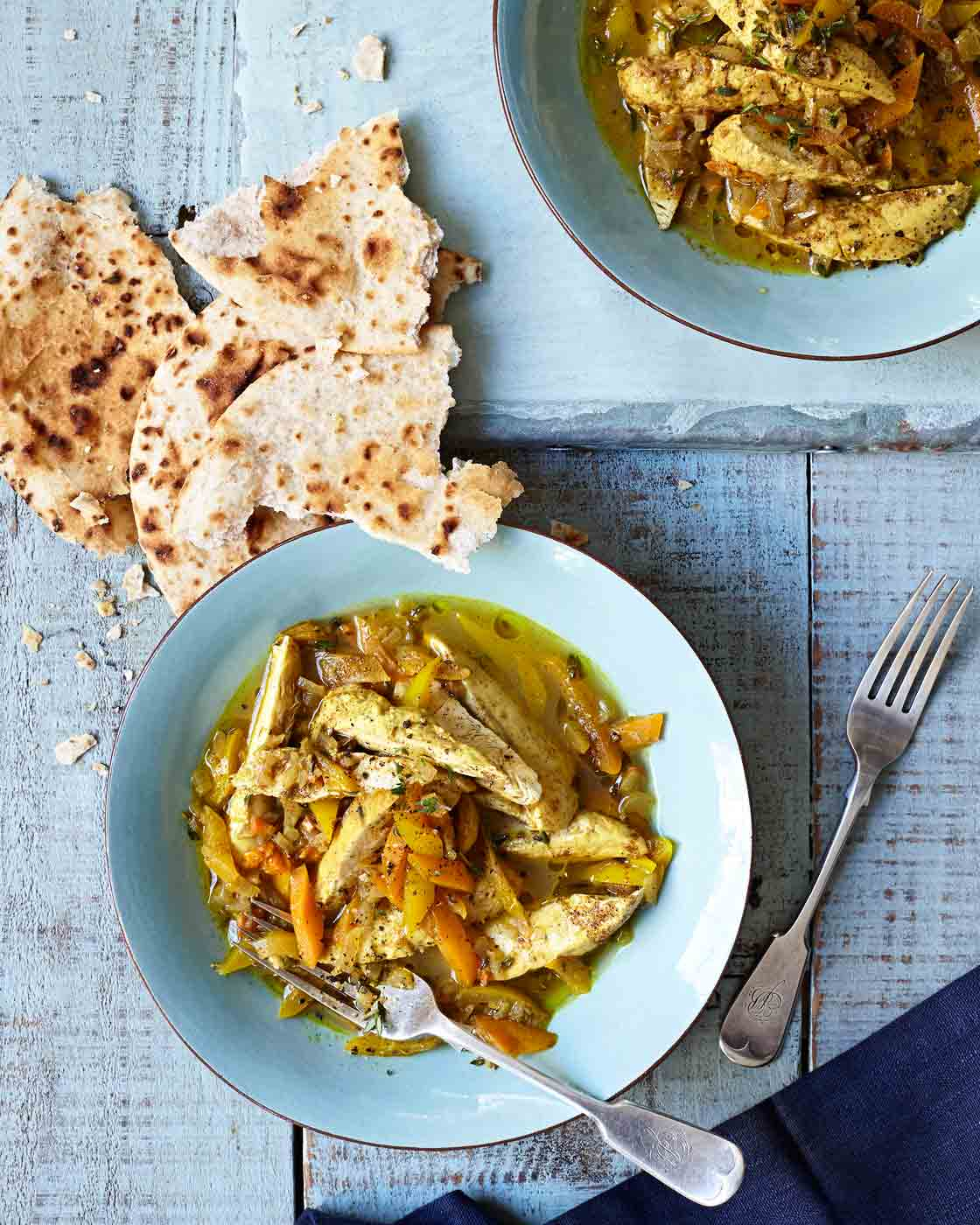 how to make jamaican curry chicken with curry powder