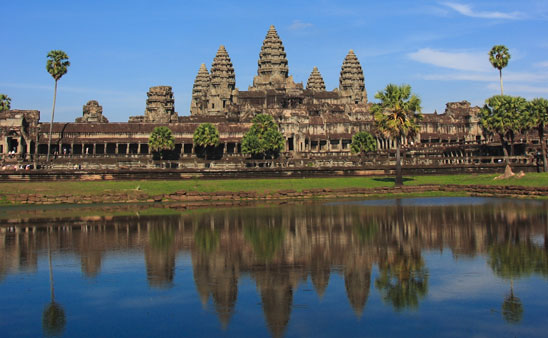 Riviera - Vietnam & Cambodia or cruise around Europe
