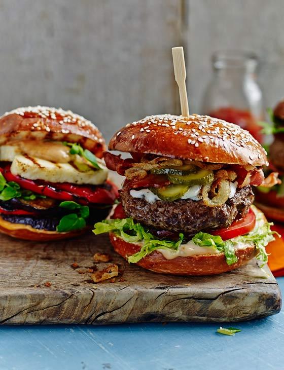 Burger Brioche