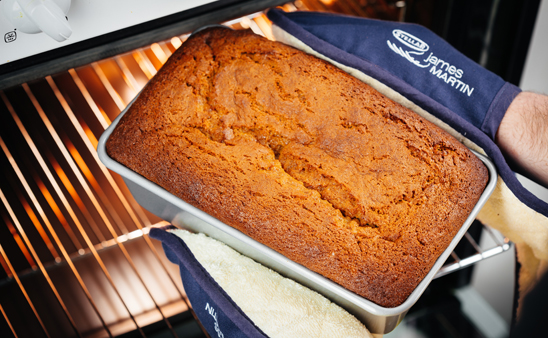 James Martin Gluten Free Carrot Cake