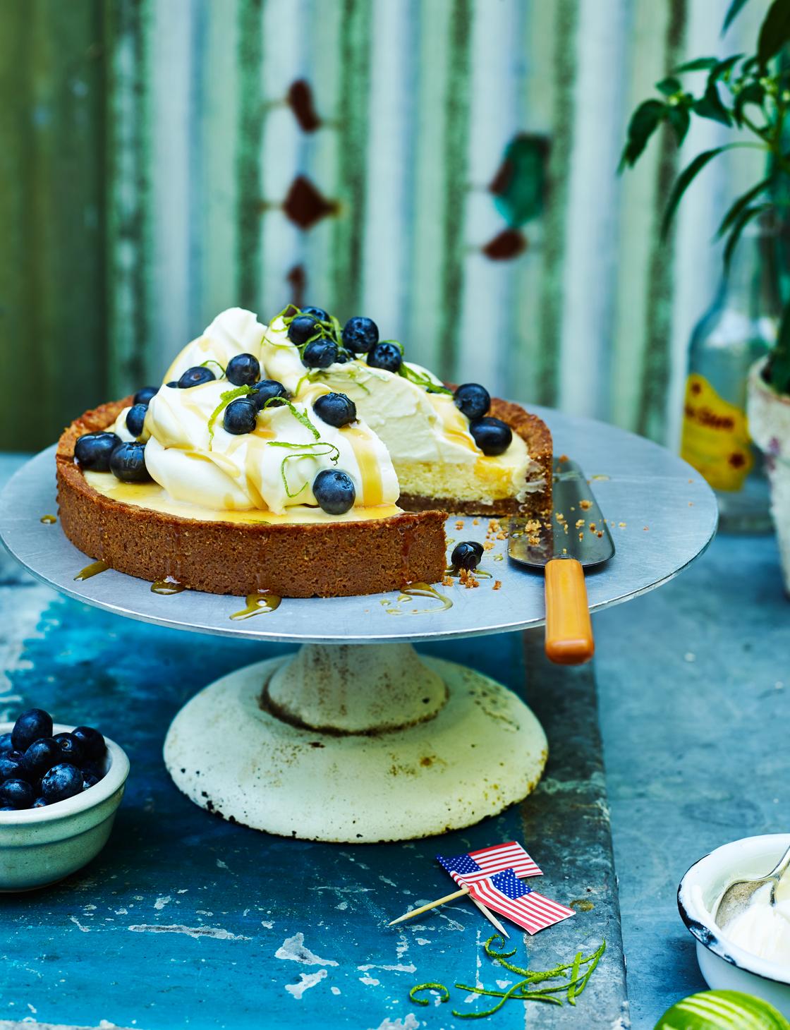 Key lime pie recipe | Sainsbury's Magazine