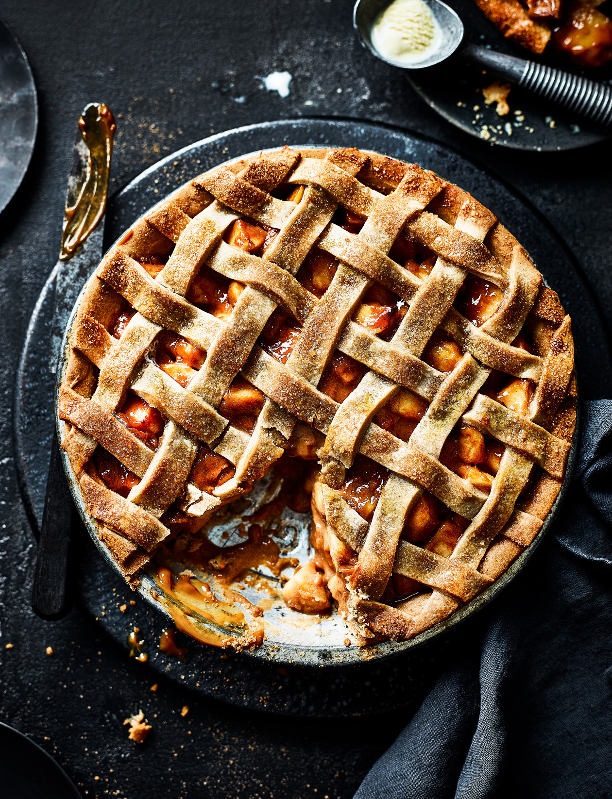 Apple pie cupcakes recipe uk