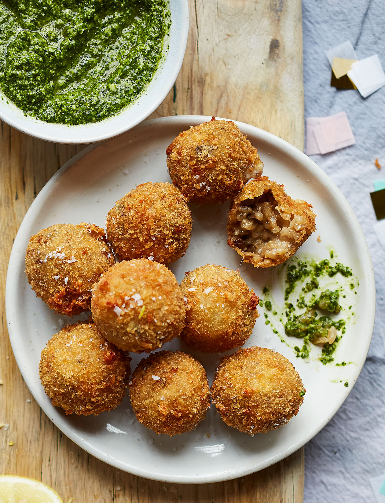 Image result for arancini japanese