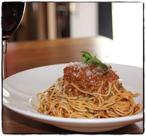The original bolognese from spaghetti house sainsburys magazine ccuart Gallery