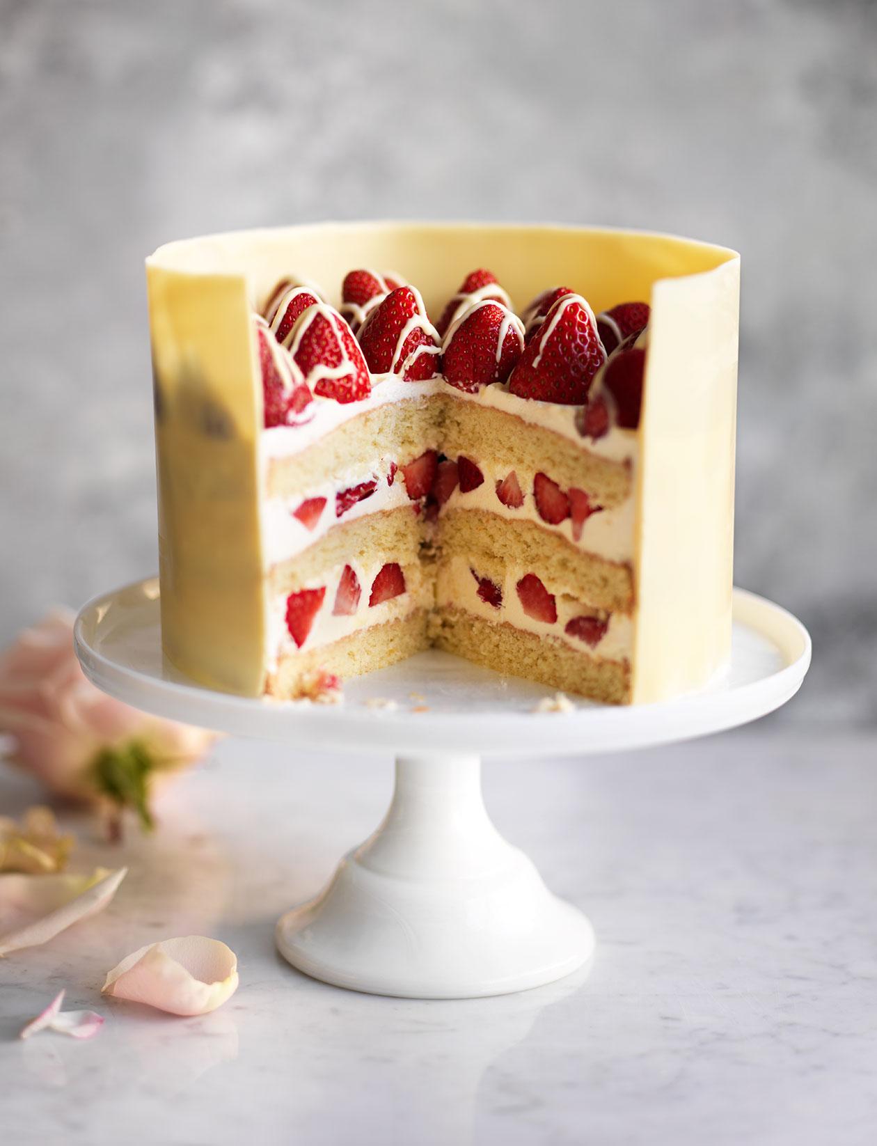 Sainsbury S Bakery Cakes