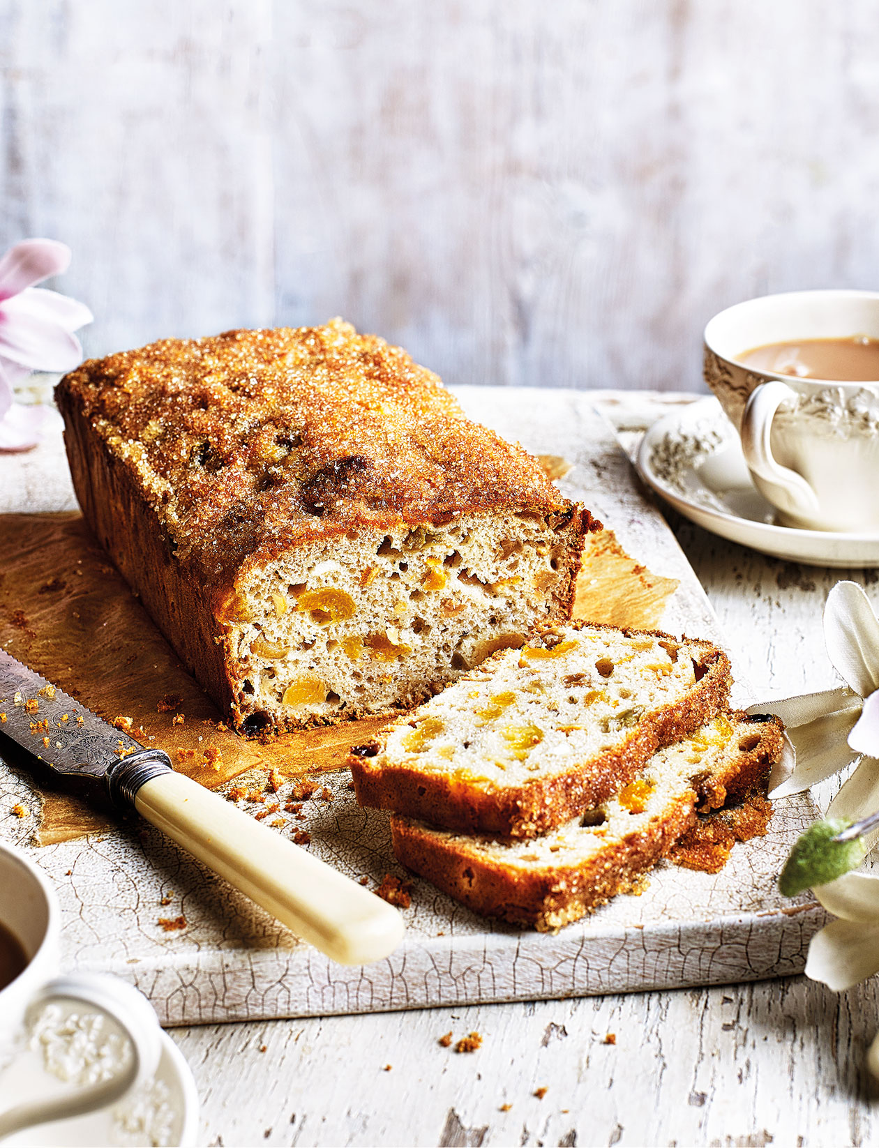 Lady Grey Tea Loaf Recipe Sainsbury S Magazine