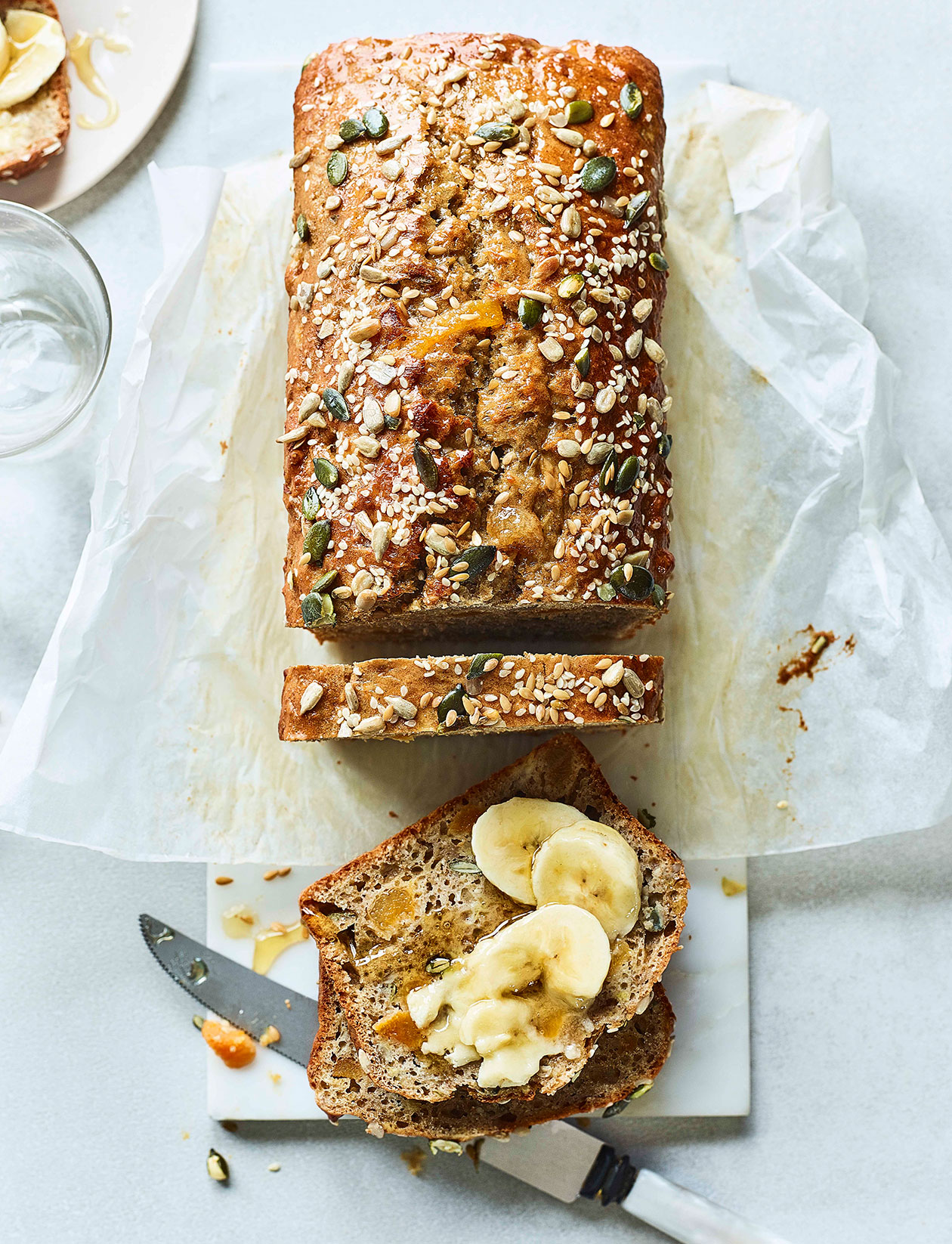 recipe: healthy apricot loaf [13]