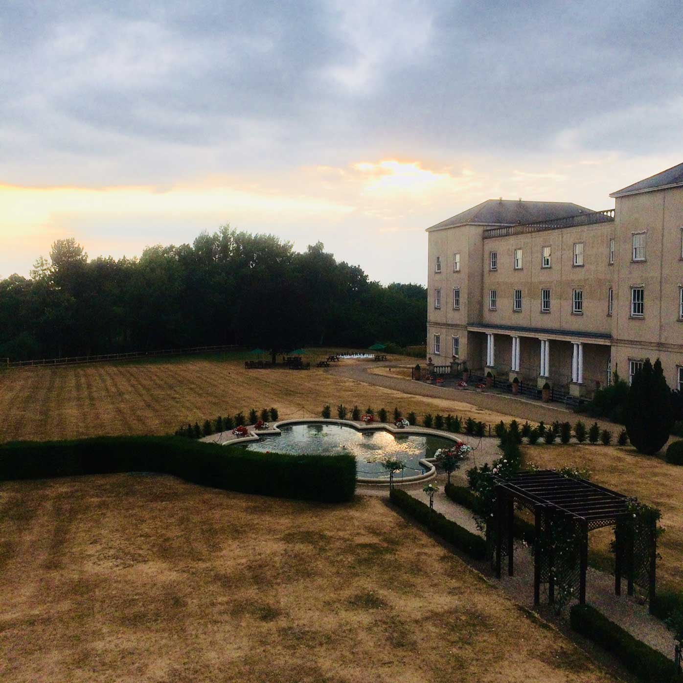 Down Hall Hotel And Spa Review Sainsbury S Magazine