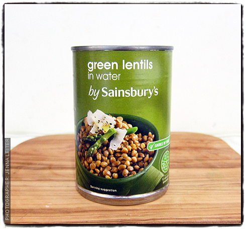 take one tin of lentils sainsbury 39 s magazine. Black Bedroom Furniture Sets. Home Design Ideas