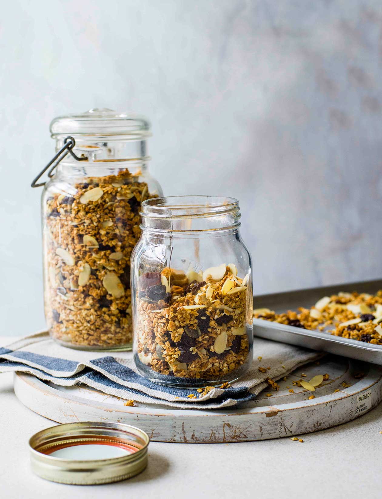 Homemade Granola Recipe Sainsbury S Magazine