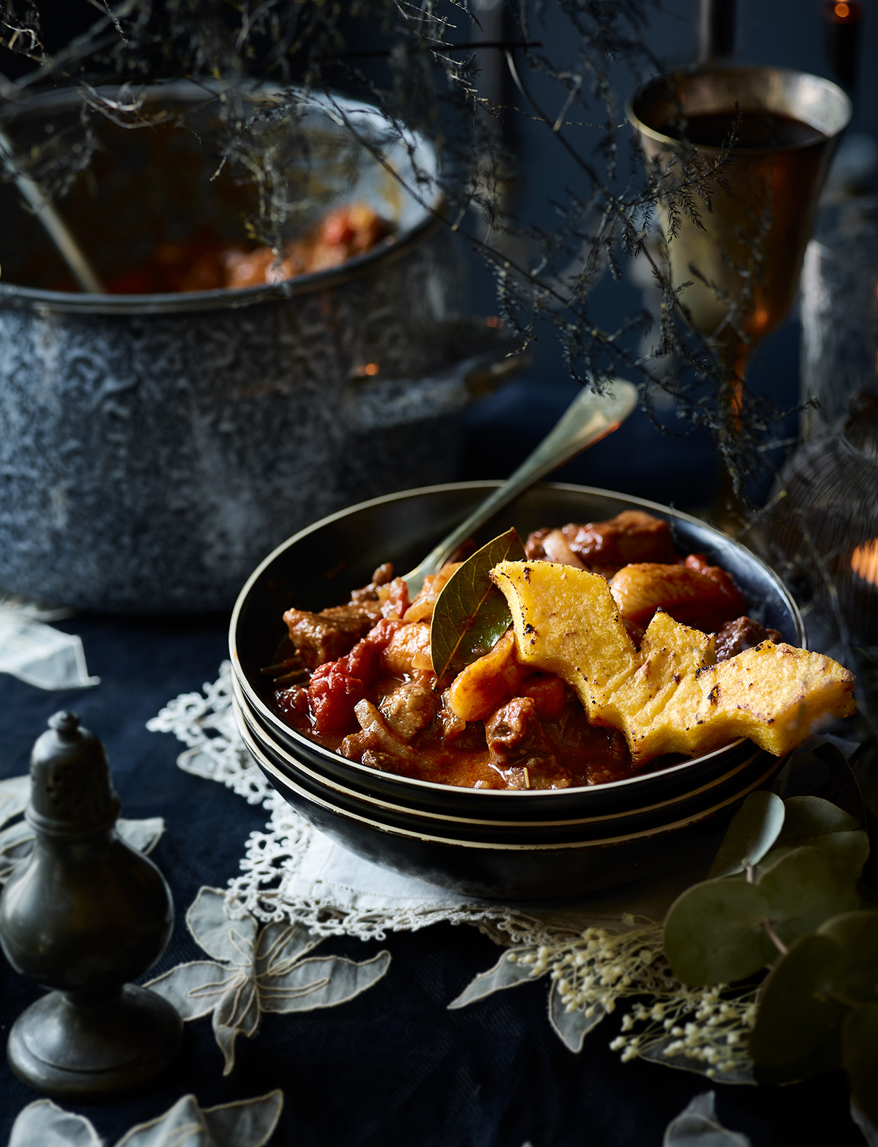 Smoky Beef Stew Recipe Sainsbury S Magazine