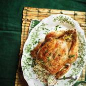 Vietnamese roast chicken