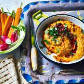 Spicy cannellini houmous