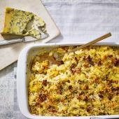 Stilton mac and cheese