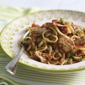 John West spicy tomato and chilli linguine