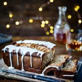 Hot toddy drizzle cake