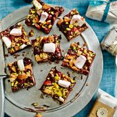 Grown-up rocky road