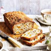 Lady Grey tea loaf