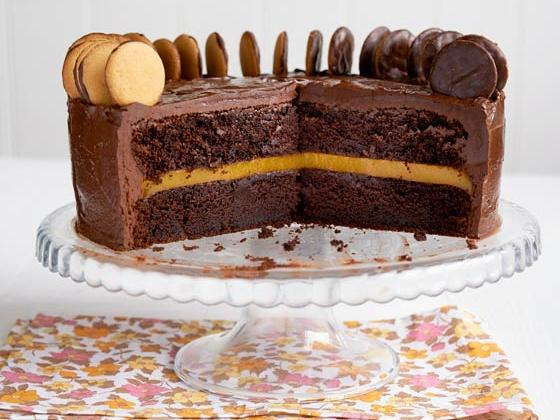Incredible Chocolate Jaffa Cake Sainsburys Magazine Personalised Birthday Cards Epsylily Jamesorg