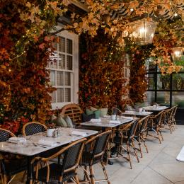 11 of the best restaurants near London attractions