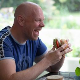 Tom Kerridge: 'The only person who can do it is you'
