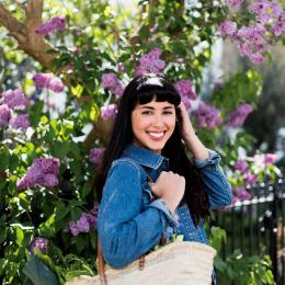 Shopping with a foodie: Melissa Hemsley