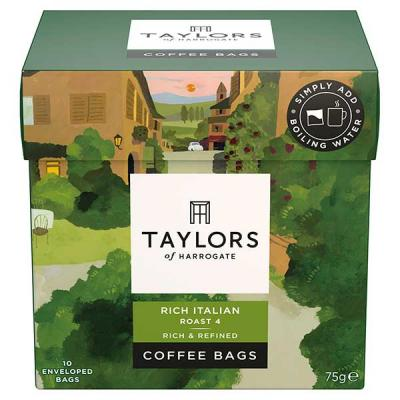 TAYLORS COFFEE BAGS