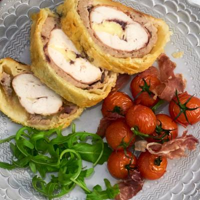 Sponsored: Chicken Wellington with Parma Ham