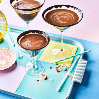 Nutella martinis