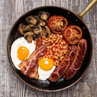 7 of the best fry-ups