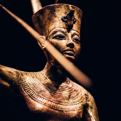 Win a pair of tickets to see Tutankhamun: Treasures of the Golden Pharaoh at Saatchi Gallery