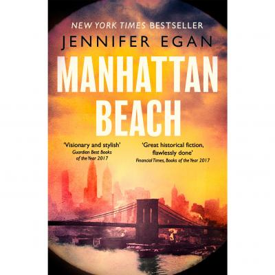 Win a set of Manhattan Beach for your book club!