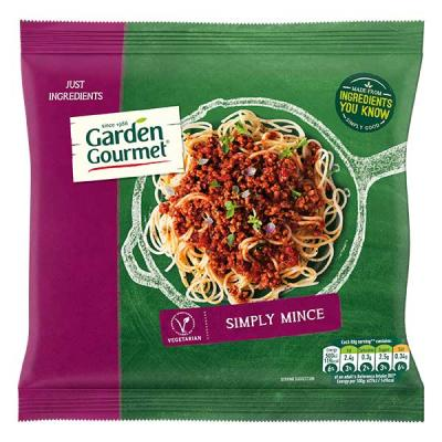 GARDEN GOURMET MEAT-FREE SIMPLY MINCE
