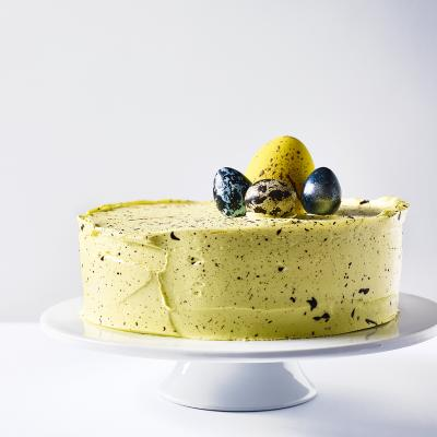 Lemon-drop cake