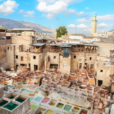 A foodie weekend in Fez, Morocco