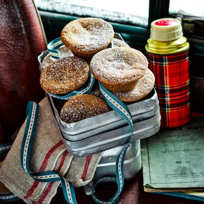 Cookie-cup mince pies