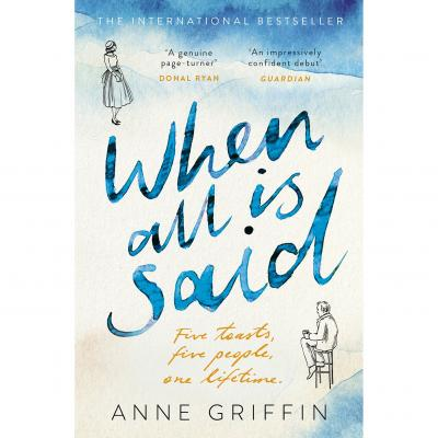 Win a set of When All Is Said for your book club