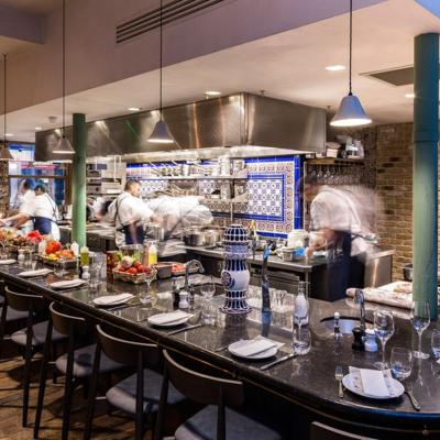 Win £100 to spend at Sabor Restaurant with Spanish persimon®