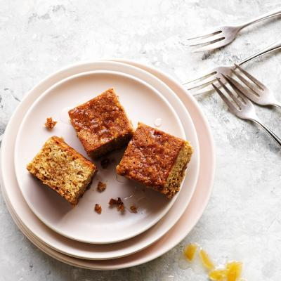 Sticky ginger parkin