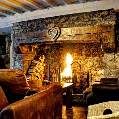 7 of the best pubs with real fires