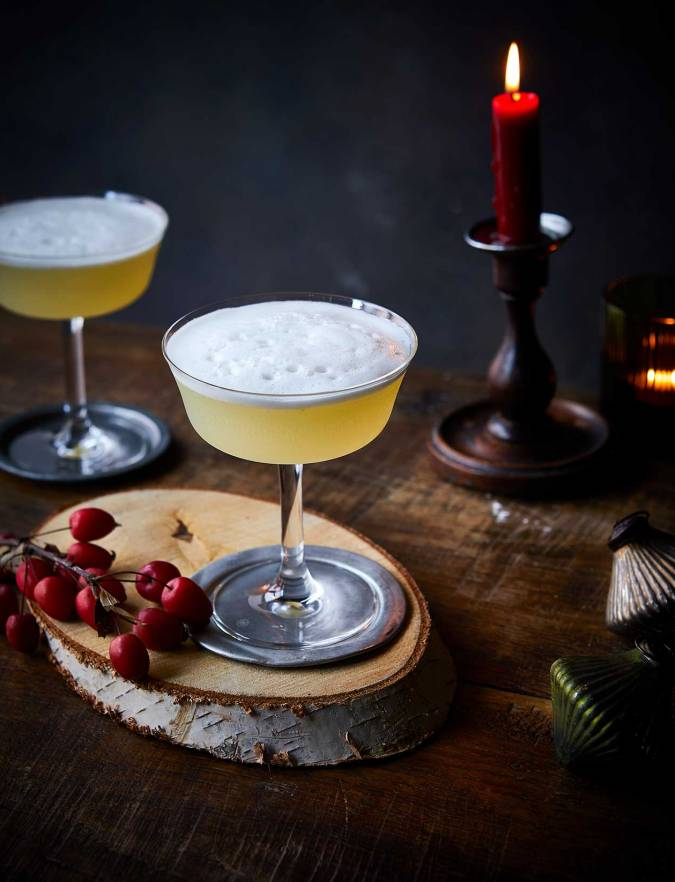 Recipe: Sherry sour