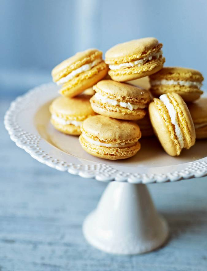 Recipe: Pineapple and coconut macaroons