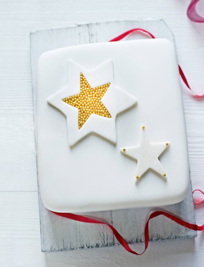 recipe quick and easy christmas cake - Easy Christmas Cakes