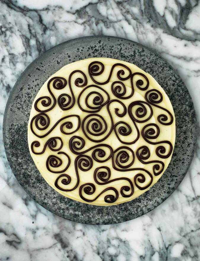 Recipe: Konditor & Cook Curly Whirly Cake