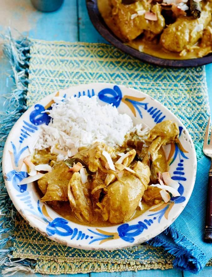 Maldivian chicken curry sainsburys magazine recipe maldivian chicken curry forumfinder Choice Image